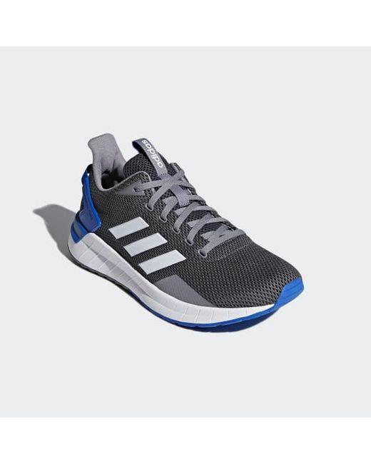 a29206f036da84 ... Adidas - Gray Questar Ride Shoes for Men - Lyst ...