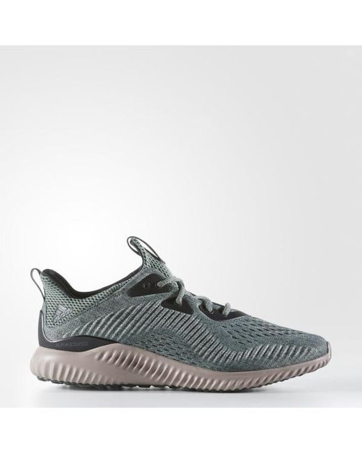 e7f6d0231 Adidas - Green Alphabounce Shoes for Men - Lyst ...