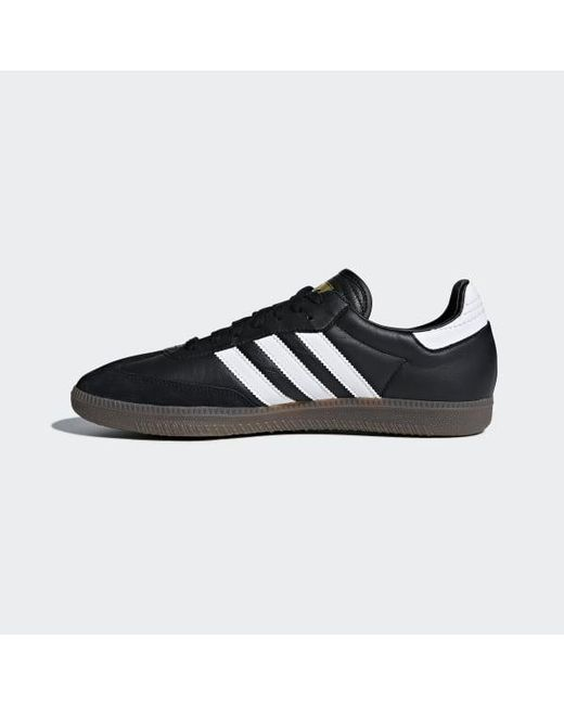 Lyst - Adidas World Cup Samba Fb Shoes in Black for Men
