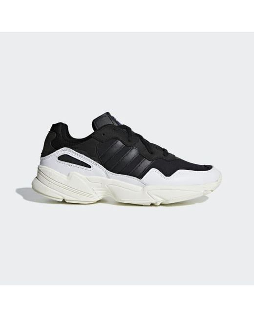 huge selection of e42cf a9143 Adidas - White Yung-96 Shoes for Men - Lyst ...