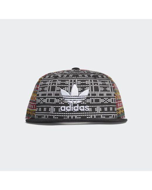 Adidas - Multicolor Pharrell Williams Cap for Men - Lyst ... 1fb0f65ebbf7