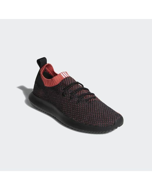 537b7156e06540 ... Adidas Originals - Adidas Tubular Shadow Primeknit Core Black  Core  Black  Trace Scarlet for ...