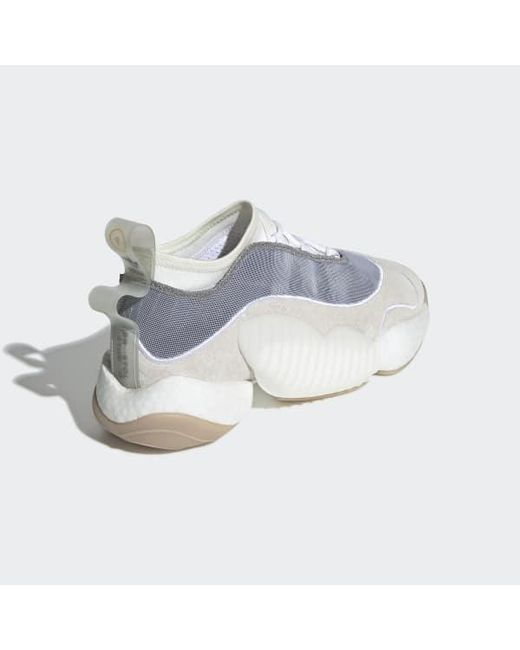 0ef91a1b9131 ... Adidas - White Bristol Crazy Byw Lvl Ii Shoes for Men - Lyst ...