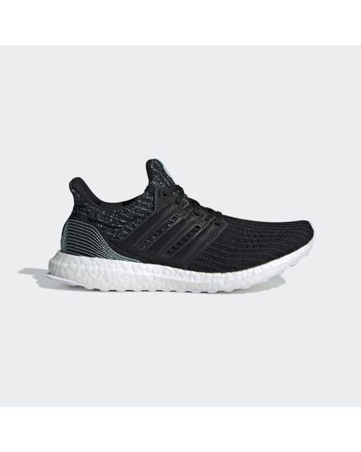 96d52a34952 Adidas - Black Ultraboost Parley Shoes - Lyst ...