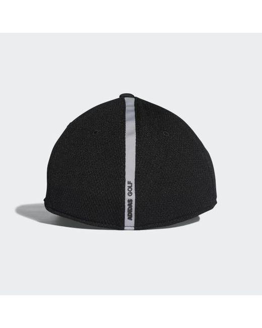 ... Adidas - Black Climacool Tour Cap for Men - Lyst ... 33d3012650ae