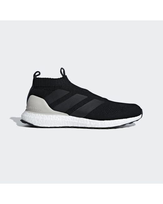 a9bf2cf02 Adidas - Black A 16+ Ultraboost Shoes for Men - Lyst ...