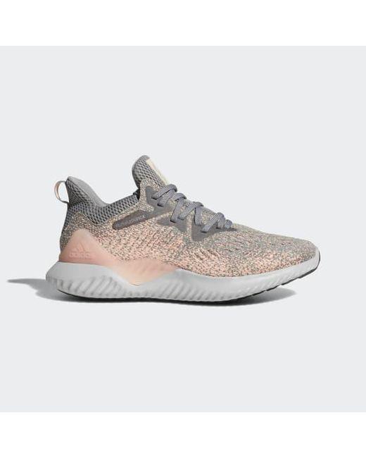 Lyst Adidas AlphaBounce más allá de zapatos en gris para hombres