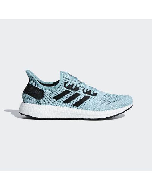 brand new 0e3cc 37fae Adidas - Blue Speedfactory Am4la Shoes - Lyst ...