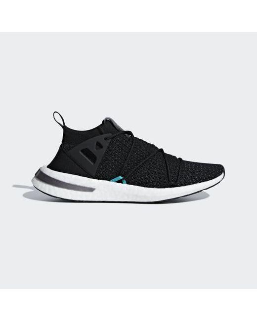 the best attitude 936fa 3b684 Adidas - Black Arkyn Primeknit Shoes - Lyst ...