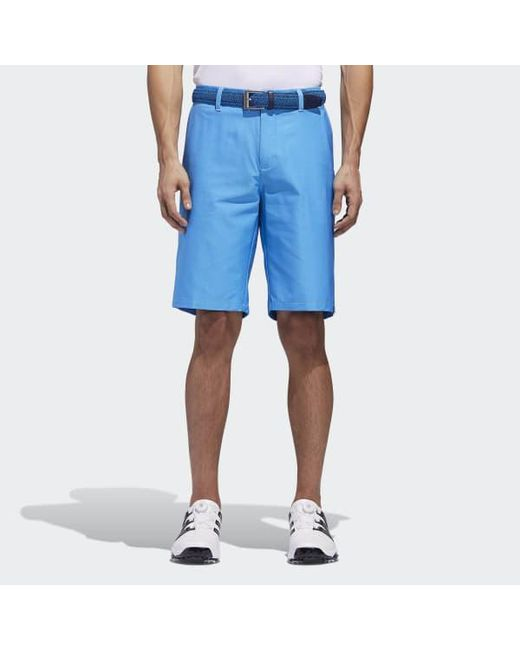 Adidas - Blue Ultimate 365 Pinstripe Shorts for Men - Lyst