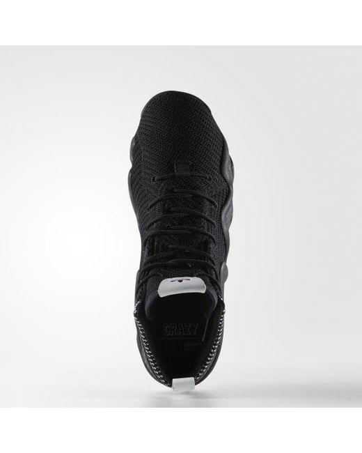best website 04bd5 d6f47 ... Adidas - Black Crazy 8 Adv Pk Shoes for Men - Lyst ...