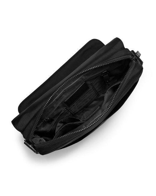 Michael Kors | Black Large Parker Messenger Bag for Men | Lyst