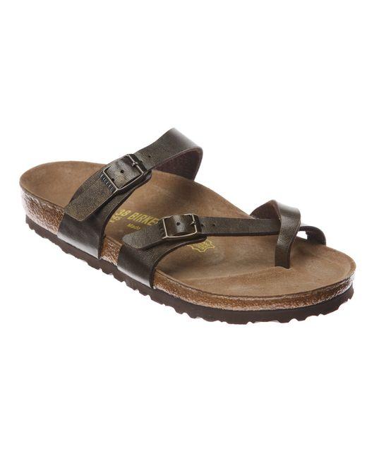 Birkenstock | Brown Mayari Women´s Sandals | Lyst