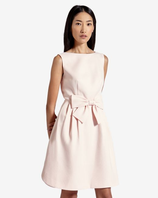 Ted Baker | Pink Bow Dress | Lyst
