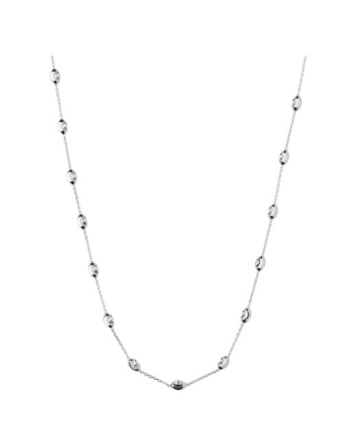 Links of London | Metallic Beaded Chain Necklace 45cm | Lyst