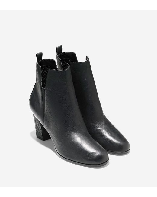 Cole Haan | Black Cassidy Transitional Bootie (70mm) | Lyst