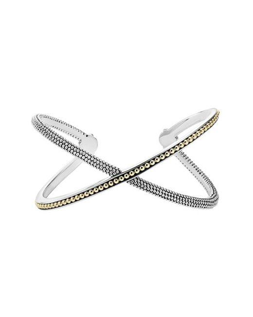 Lagos | Metallic Infinity Cuff Bracelet | Lyst