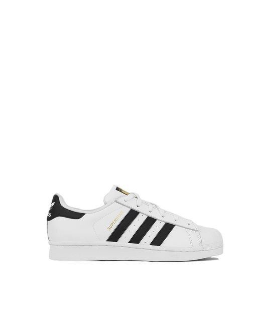 Adidas Originals | White Originals Superstar Sneaker | Lyst