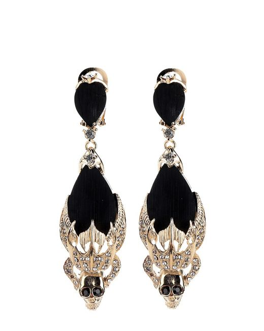Givenchy | Metallic Pendant Earrings | Lyst