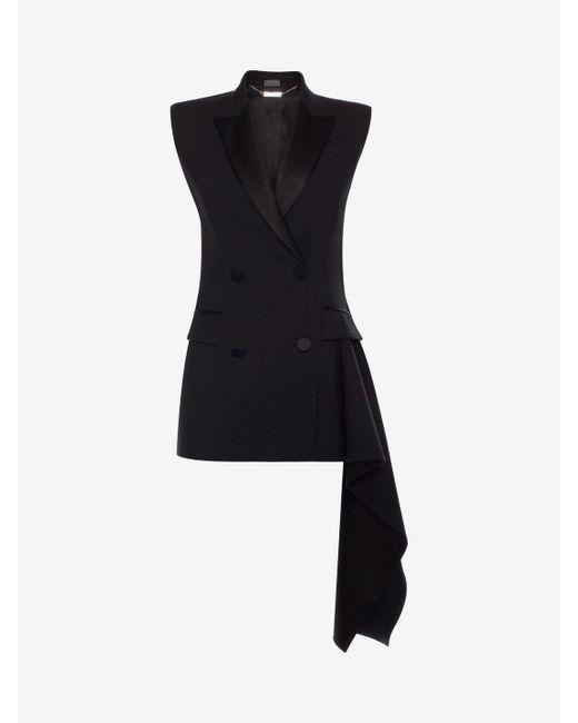 Alexander McQueen   Black Jacket   Lyst