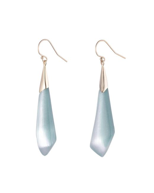 Alexis Bittar - Blue Faceted Wire Earring You Might Also Like - Lyst