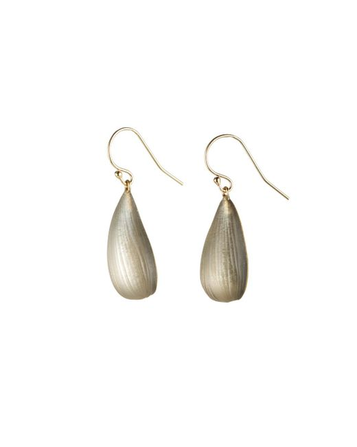 Alexis Bittar   Gray Dew Drop Earring You Might Also Like   Lyst
