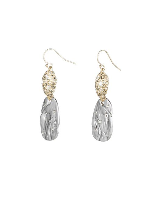 Alexis Bittar - Multicolor Pave Pod Wire Earring - Lyst
