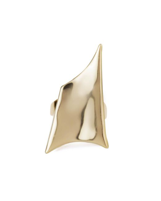 Alexis Bittar - Metallic Abstract Thorn Liquid Metal Ring You Might Also Like - Lyst