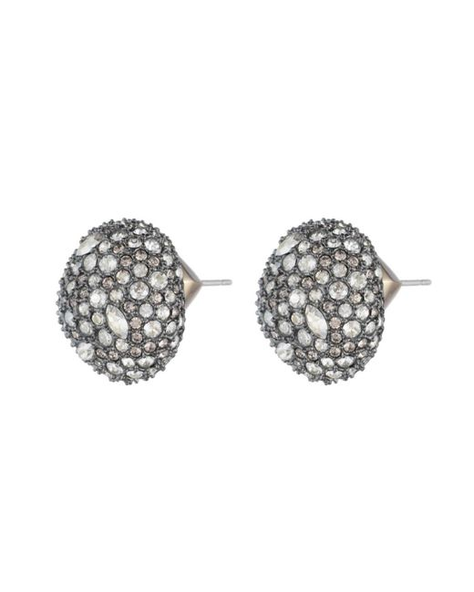 Alexis Bittar - Multicolor Crystal Encrusted Button Post Earring You Might Also Like - Lyst