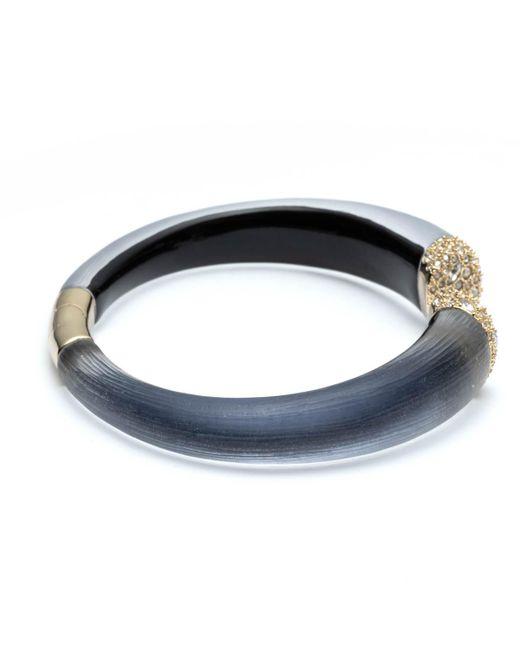 Alexis Bittar - Metallic Encrusted Pave Break Hinge Bracelet You Might Also Like - Lyst