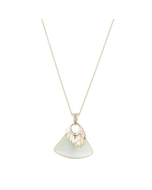 Alexis Bittar | Multicolor Pleated Pendant Necklace You Might Also Like | Lyst