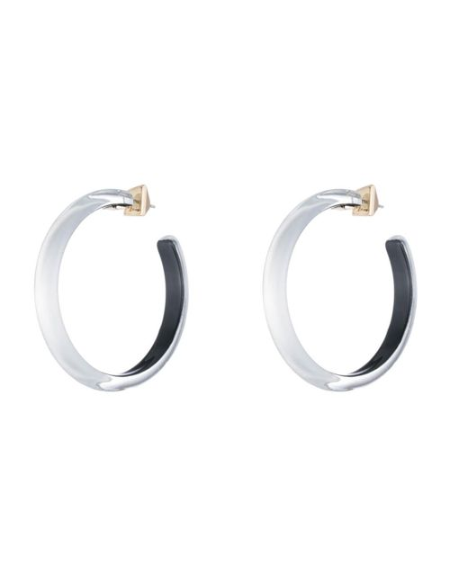Alexis Bittar - Metallic Large Hoop Earring You Might Also Like - Lyst