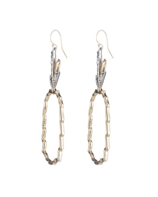 Alexis Bittar - Metallic Pineapple Wire Earring You Might Also Like - Lyst
