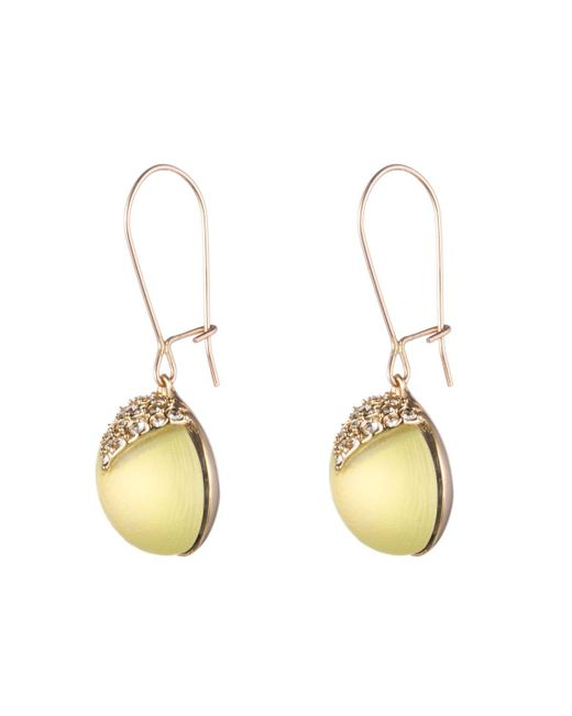Alexis Bittar - Metallic Origami Inlay Dangling Sphere Earring You Might Also Like - Lyst