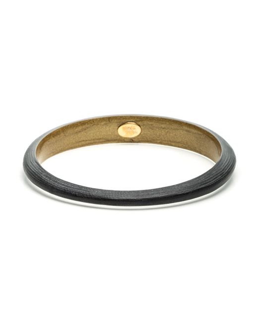 Alexis Bittar | Black Skinny Tapered Bangle You Might Also Like | Lyst