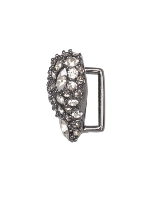 Alexis Bittar - Multicolor Crystal Pave Heart Slide You Might Also Like - Lyst