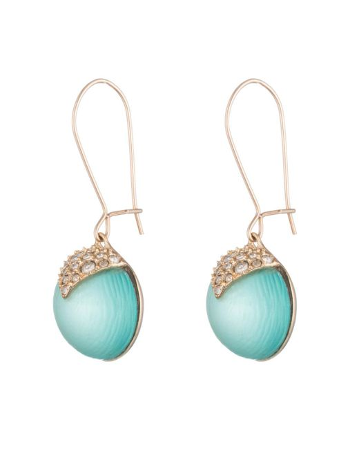 Alexis Bittar - Multicolor Origami Inlay Dangling Sphere Earring You Might Also Like - Lyst