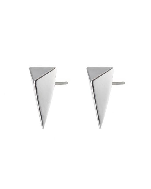 Alexis Bittar - Metallic Pyramid Post Earring You Might Also Like - Lyst