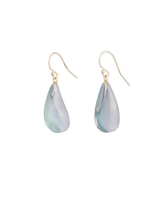 Alexis Bittar | Multicolor Clear Dew Drop Earring You Might Also Like | Lyst