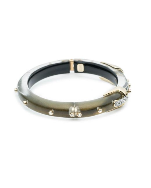 Alexis Bittar | Multicolor Skinny Buckle Hinge Bracelet You Might Also Like | Lyst