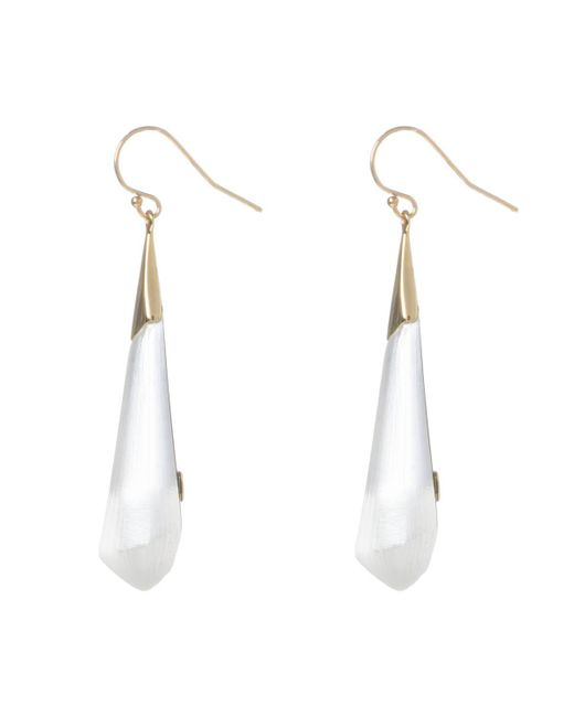 Alexis Bittar - Metallic Faceted Wire Earring You Might Also Like - Lyst