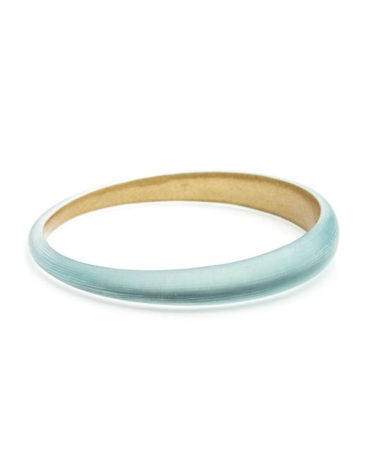 Alexis Bittar - Blue Skinny Tapered Bangle You Might Also Like - Lyst
