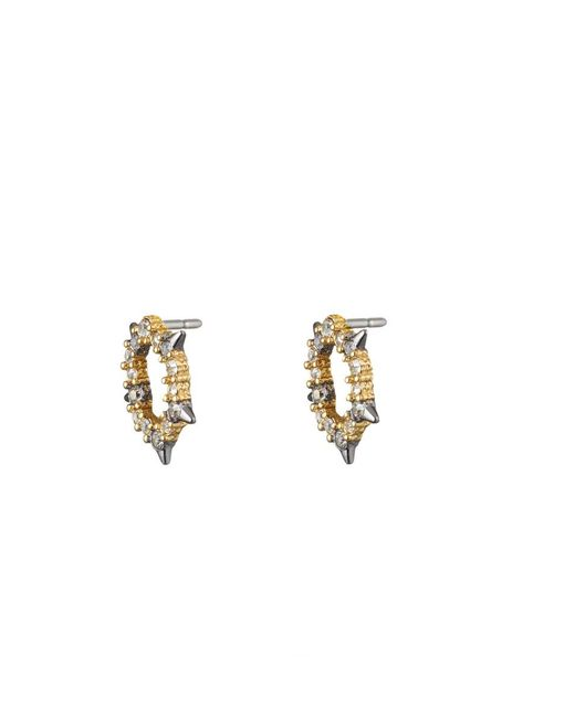 Alexis Bittar - Multicolor Crystal Encrusted Spiked Stud Earring You Might Also Like - Lyst