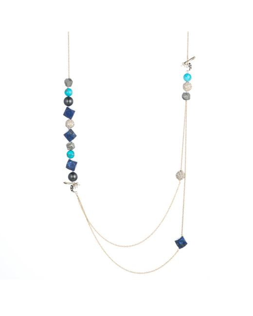 Alexis Bittar - Multicolor Enameled Hornet Multi-strand Necklace You Might Also Like - Lyst