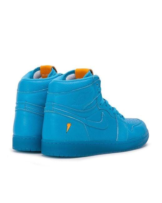 Lyst Nike Air Jordan 1 Retro High Og Gatorade Edition in Blue for Men