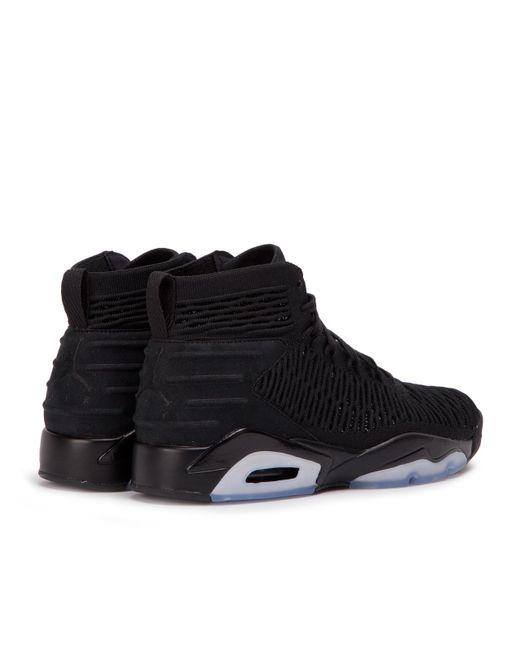 ... Nike - Black Air Jordan Flyknit Elevation 23 for Men - Lyst ... a5b7217d9