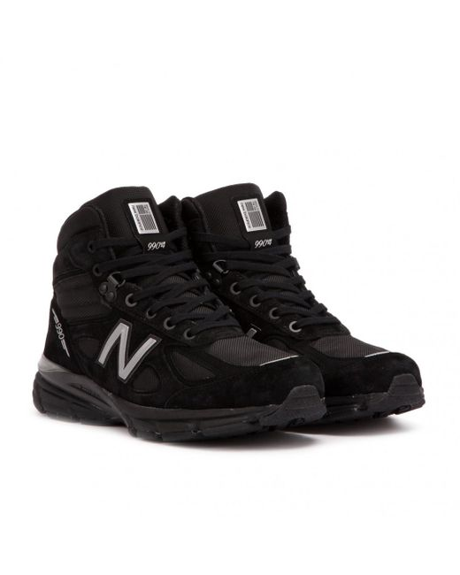 New Balance - Black M 990 Mo Bk4 Mid for Men - Lyst