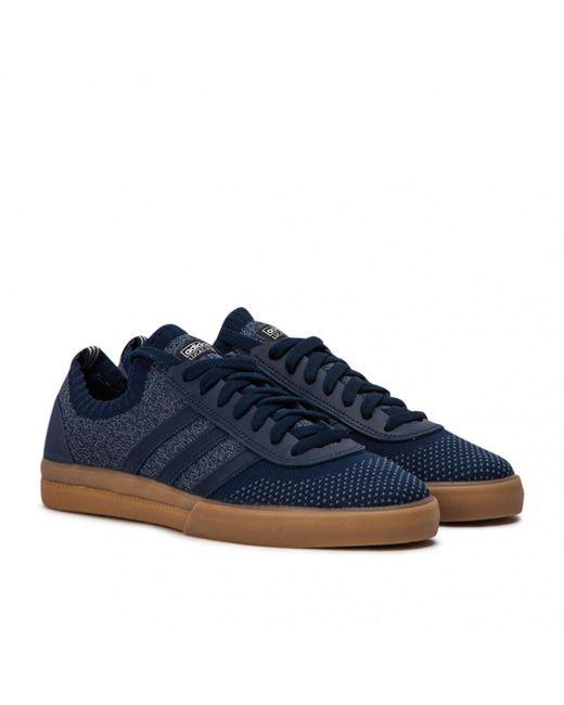 e35732d4920 Men's Blue Adidas Lucas Premiere Pk