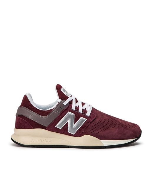 8110e91ee5fc2 ... New Balance - Red Ms247 Ya for Men - Lyst ...