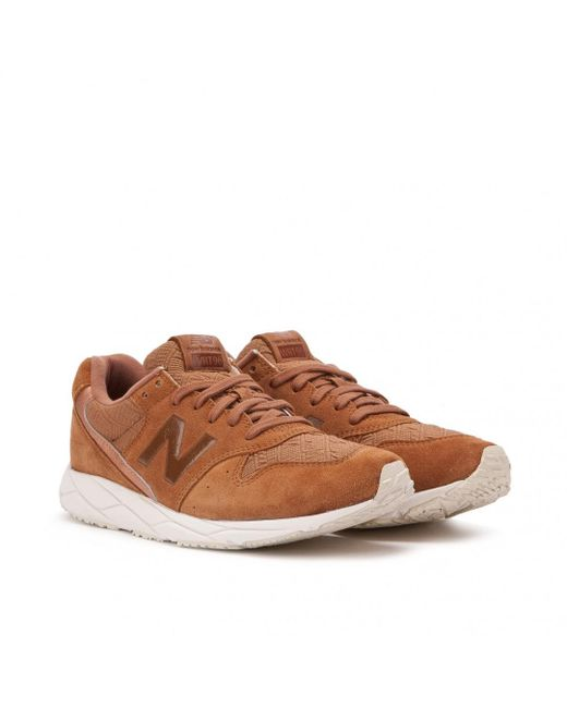 New Balance - Brown Wrt 96 Eac for Men - Lyst